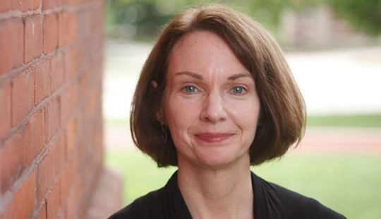 English Professor Recommended for New Associate Provost Position