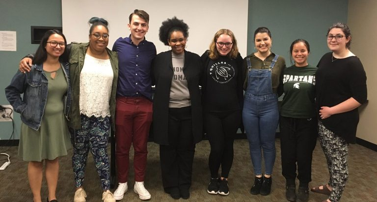 NCTE Student Affiliate Earns National Excellence Award