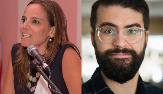 Two Faculty Win Awards for Academic Leadership