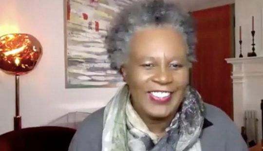 Claudia Rankine Delivers Signature Lecture