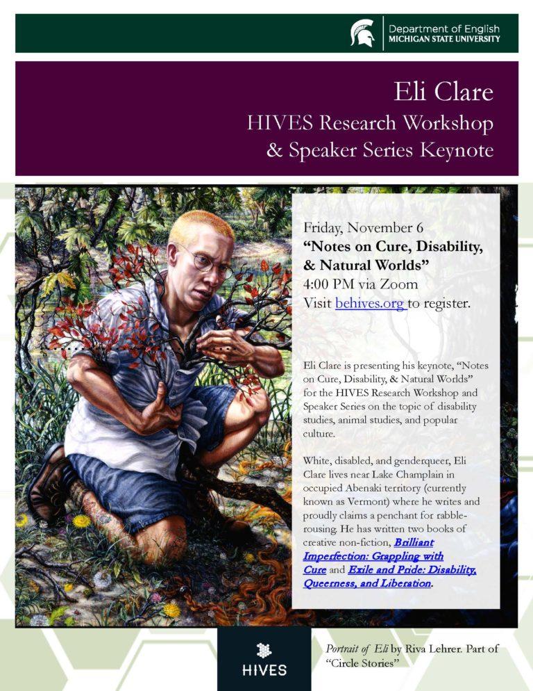 201106 HIVES Clare Keynote