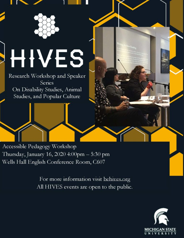 210116 HIVES Accessible Pedagogy