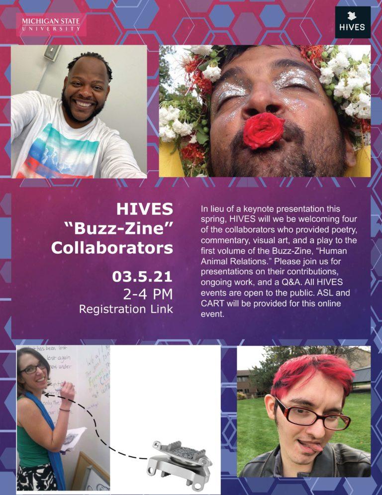 210305 Hives Buzz-Zine Collaborators