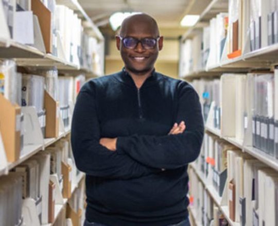 Faculty Voice: Comics and the Black Experience