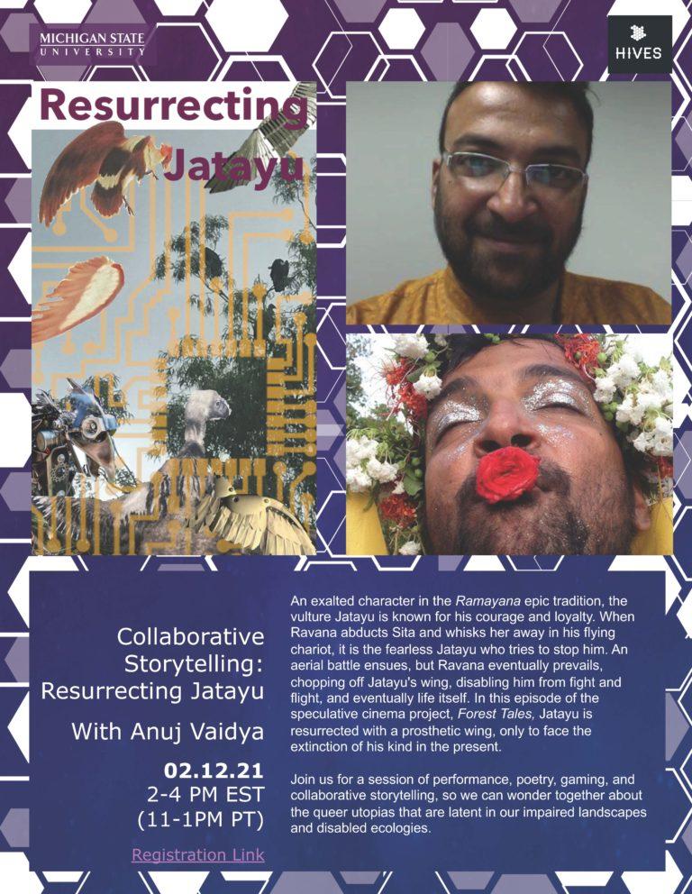 Resurrecting Jatayu Poster