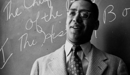 The Trailblazing Life of MSU's First African American Faculty Member
