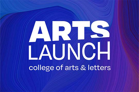 Arts Launch: Celebration of the Arts at MSU Set For September 12-18