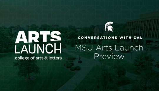 Conversations with CAL Offers a Preview to Arts Launch